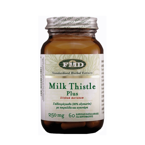 Udo's Choice Milk Thistle Plus 60Vcaps