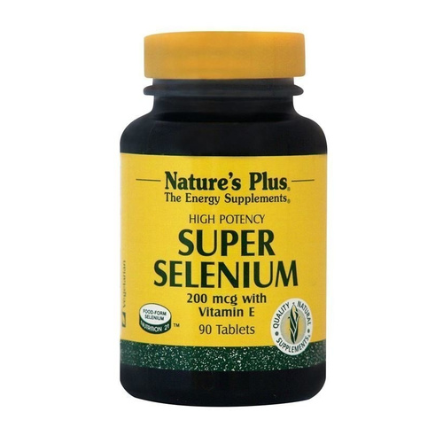 Nature's Plus Super Selenium Complex 90tabs