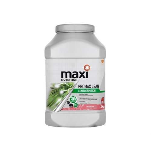 Maximuscle MaxiNutrition Promax Lean (Diet) Φράουλα 1.2kg