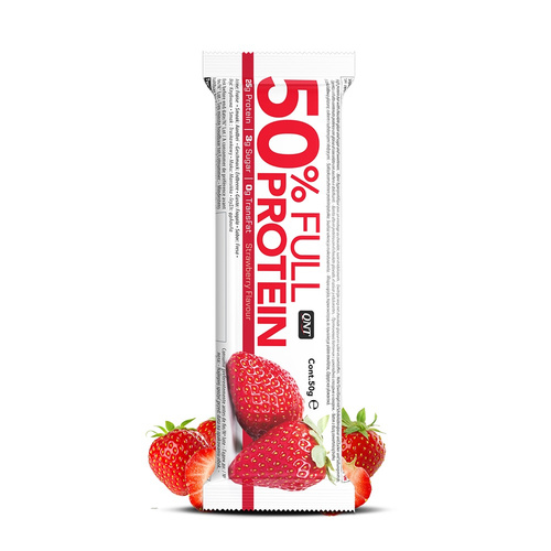 Qnt 50% Full Protein Exotic Strawberry 12 x 50gr