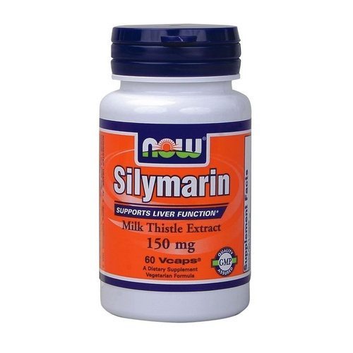 Now Foods Silymarin 150mg 60caps