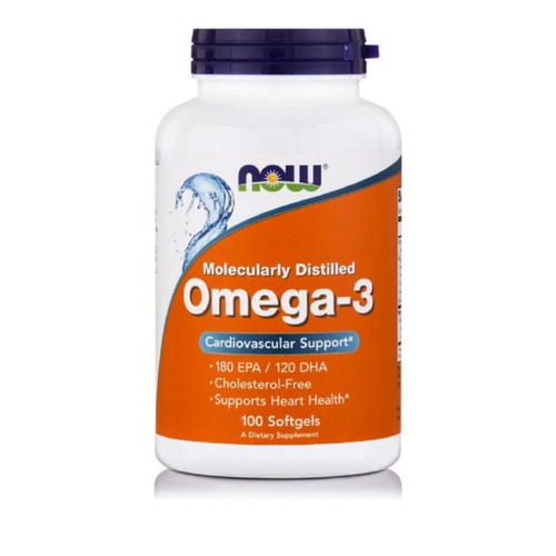 Now Foods Omega 3 1000 mg 100sgels
