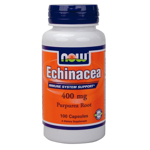 Now Foods Echinacea 400mg 100 κάψουλες