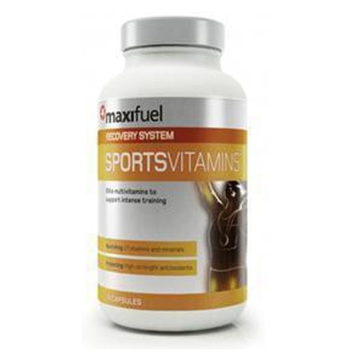Maximuscle Maxifuel Sports Vitamins 30 Κάψουλες