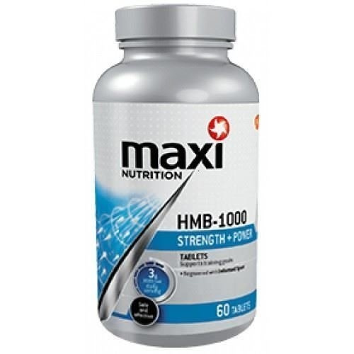Maximuscle MaxiNutrition HMB 1000 60 Caps
