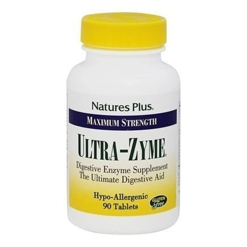 Nature's Plus Ultra-Zyme 90tabs