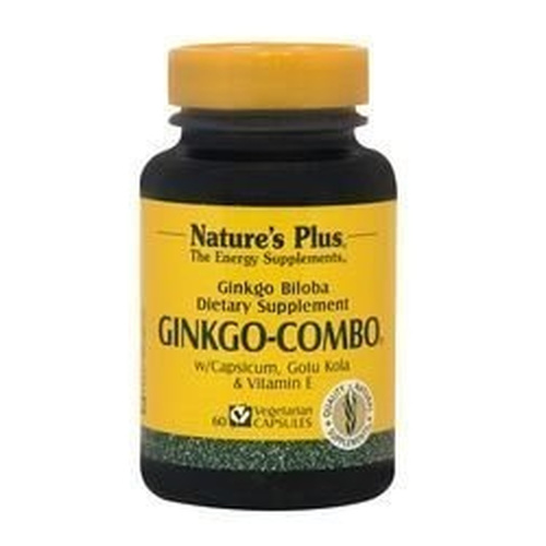 Nature's Plus Ginkgo-Combo 60vcaps