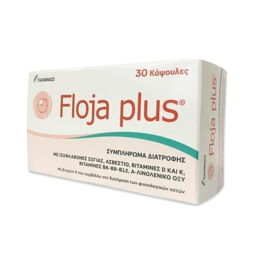 FLOJA Plus 30 caps