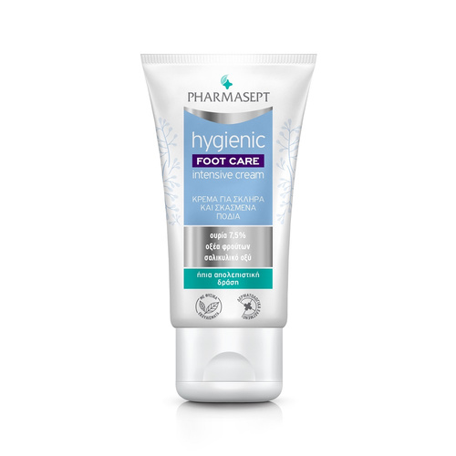 Pharmasept Hygienic Body Care Intensive Foot Cream Κρέμα Ποδιών 75ml