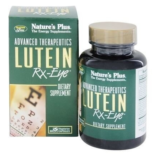 Nature's Plus Lutein Rx Eye 60vcaps