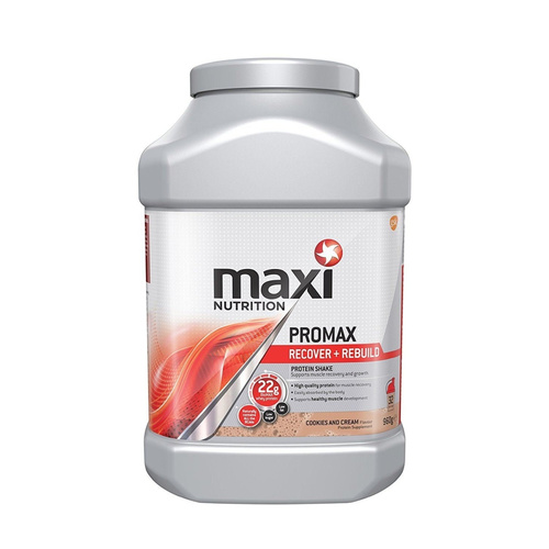 Maximuscle MaxiNutrition Promax Cookies & Cream 960gr