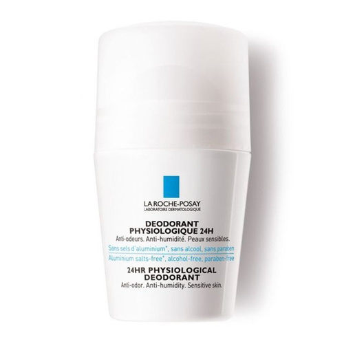 La Roche Posay Deodorant Physio Roll-On 24h 50ml