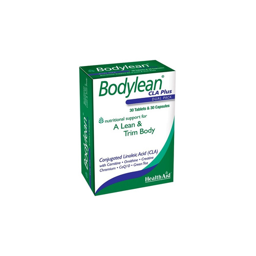 Health Aid Bodylean CLA Plus 30+ 30caps
