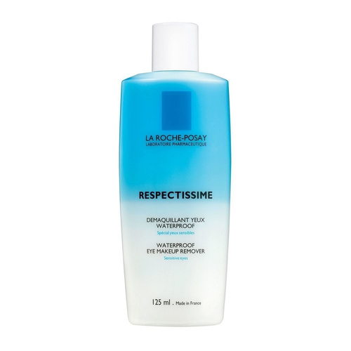 La Roche Posay Respectissime Waterproof Eye Makeup Remover 125ml