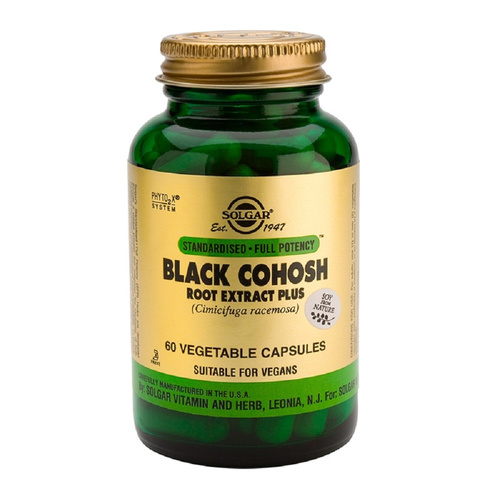 Solgar Black Cohosh Root Extract Plus 60Vcaps