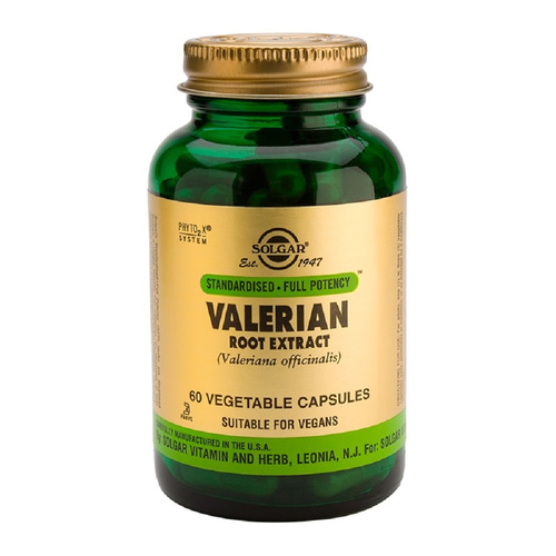 Std Valerian Root Extract Veg.60s