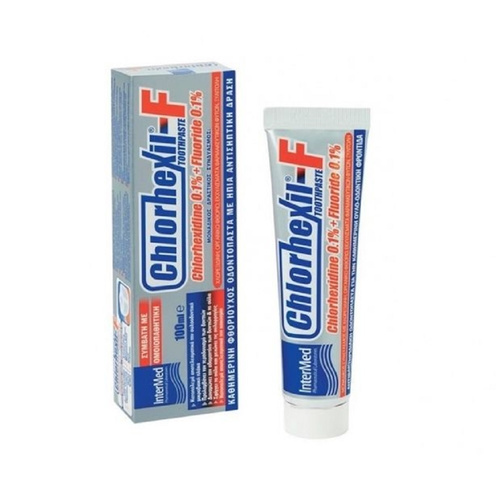 Chlorhexil Intermed Chlorhexil®-f Toothpaste 100ml