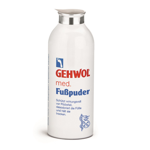 Gehwol Med Foot Powder 100 Gr