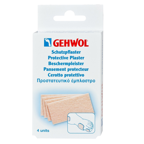 Gehwol Protective Plaster Thick 4 τεμ.