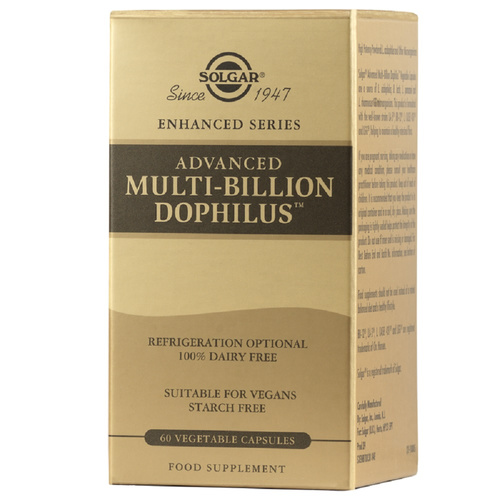 Solgar Advanced Multι-Billion Dophilus Veg.60s
