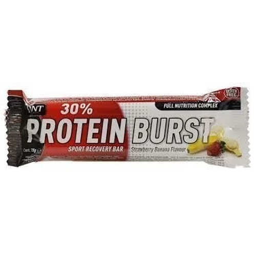 Qnt Protein Burst 30% Strawberry 12 x 70gr