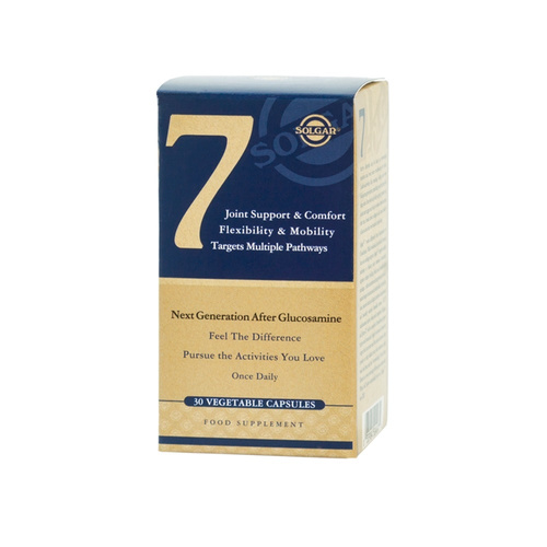 Solgar No7 Joint Support 30vcaps