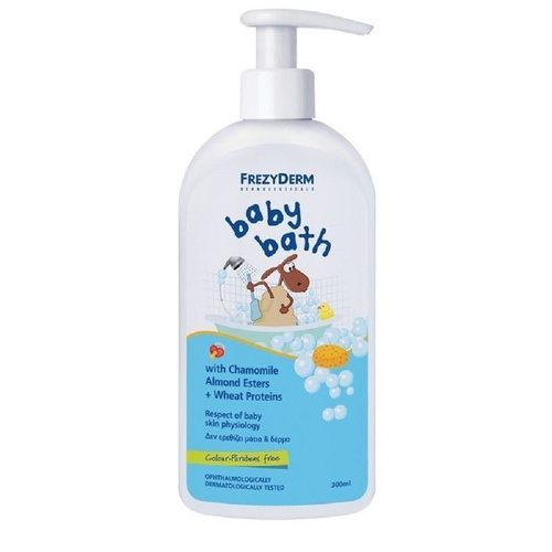 Frezyderm Baby Bath 200ml + Δώρο 100ml