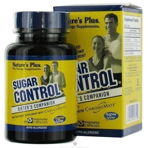 Nature's Plus Sugar Control 60caps