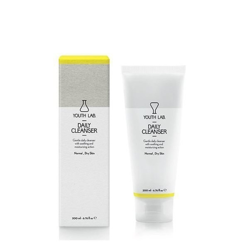 Youth Lab. Daily Cleanser Κανονικό - Ξηρό Δέρμα 200ml