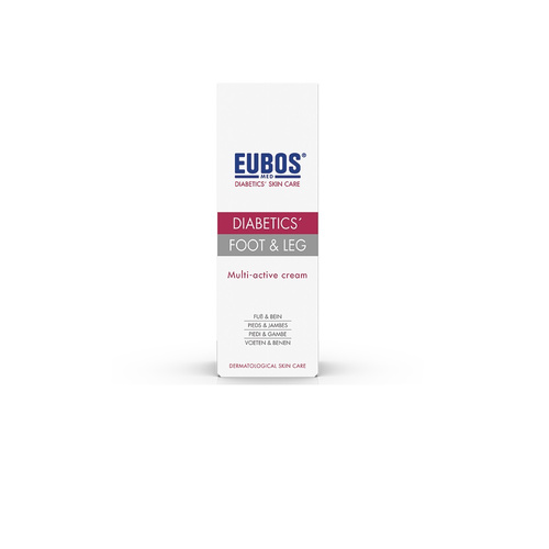 Eubos Eubos Diabetic Skin Care Foot And Lef 100ml