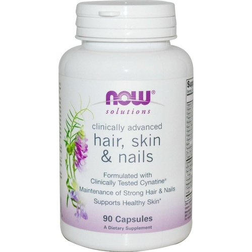 Now Foods Hair Skin & Nails 90caps