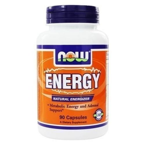 Now Foods Energy 90caps