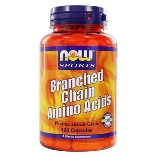 Now Foods Branched Chain Amino Acids (BCAA) 120 Κάψουλες