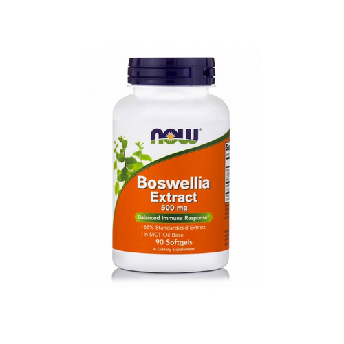 Now Foods Boswellia Extract 500mg 90Caps