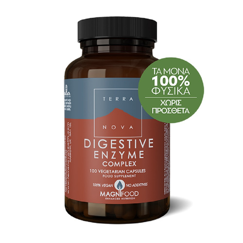 TerraNova Digestive Enzyme Complex 100caps