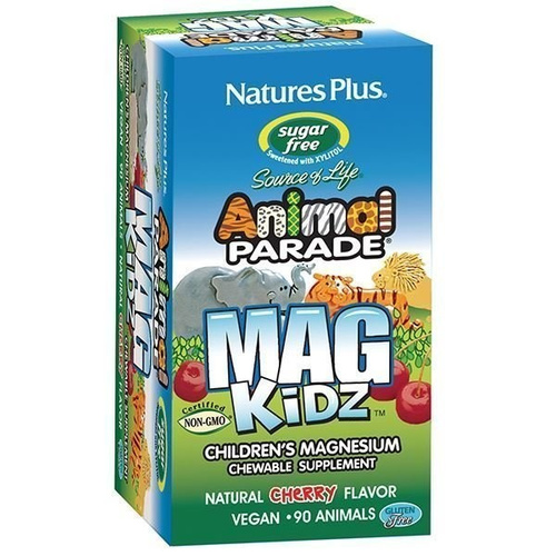 Nature's Plus Animal Parade Mag Kidz Chewable 90Vcaps