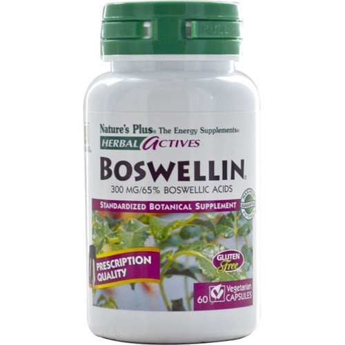 Nature's Plus Boswellin 300mg 60caps