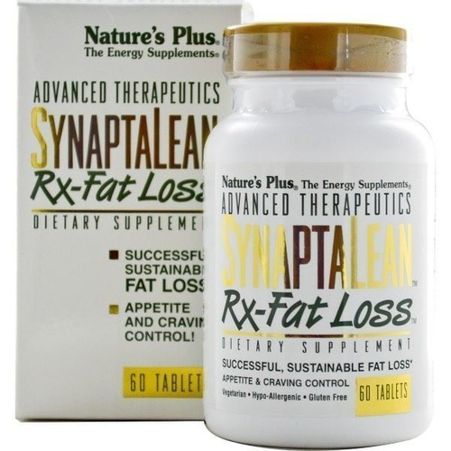 Nature's Plus Synaptalean RX Fat Loss 60tab