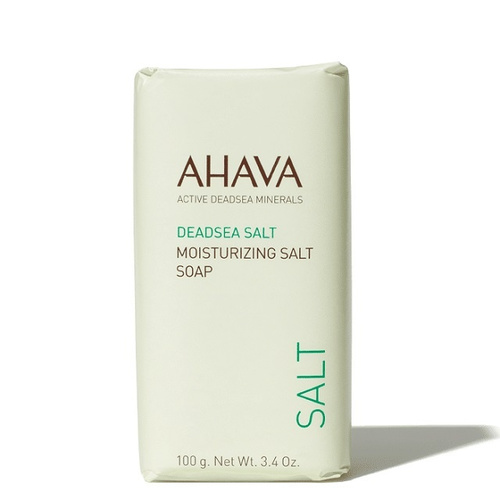 Ahava Deadsea Salt Mosturizing Salt Soap 100gr