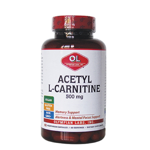 Olympian Labs Acetyl L-Carnitine 500mg 60 tabs