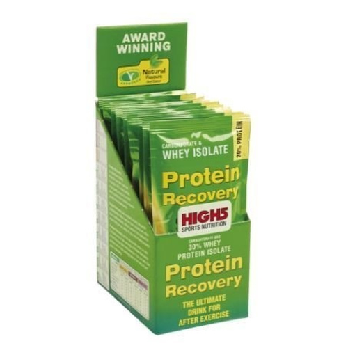 High 5 Protein Recovery Chocolate 9 x 60gr