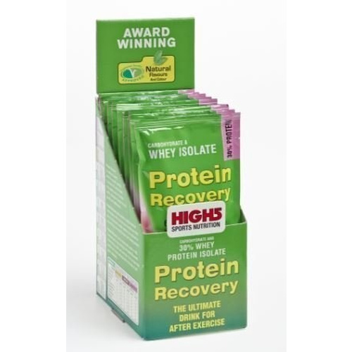 High 5 Protein Recovery Summer Fruits 9 x 60gr