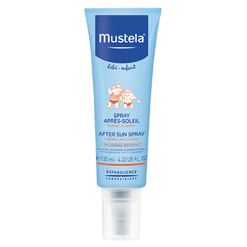 Mustela After Sun Lotion Baby Spray 125ml