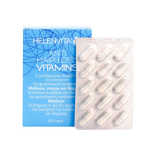 Helenvita Anti Hair Loss Vitamins 60caps