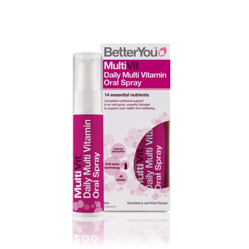 Better You MultiVit Oral Spray 25ml