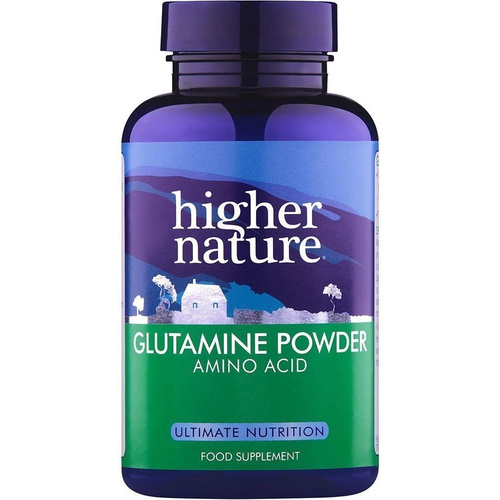 Higher Nature Glutamine Powder 100gr