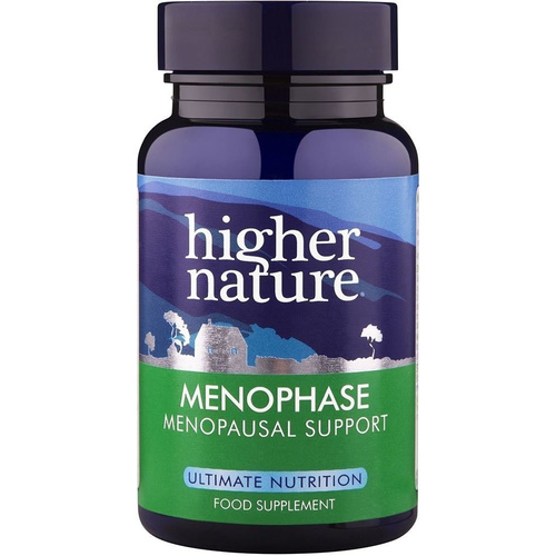 Higher Nature Menophase 90Vcaps