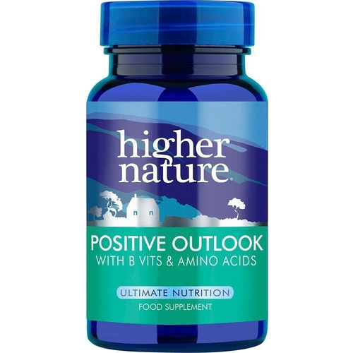 Higher Nature Positive Outlook 90caps