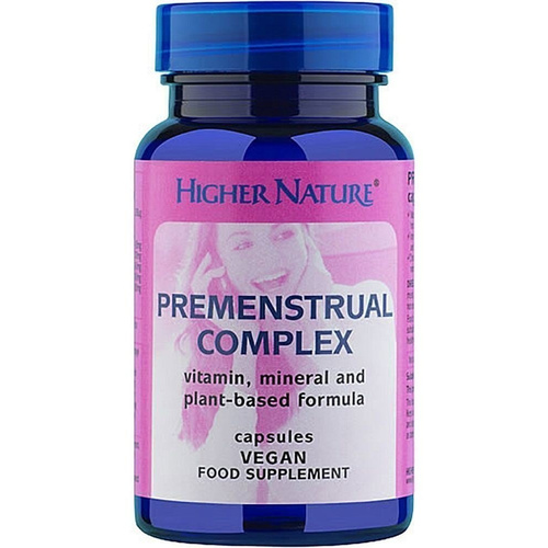 Higher Nature PreMenstrual Complex 60Vcaps