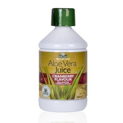 Aloe Vera Juice with Cranberry 500ml